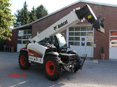 Telescopic Forklift Bobcat