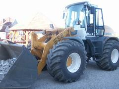 Wheel loader Liebherr