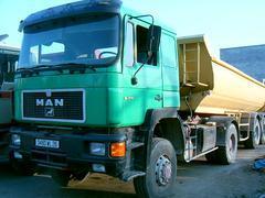 Tractor Unit MAN