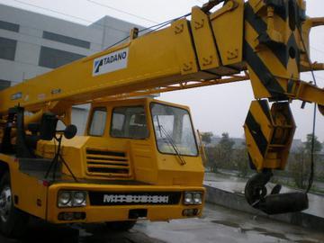 Mobile Crane / All Terrain Crane