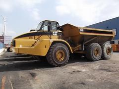 Articulated dump truck Caterpillar