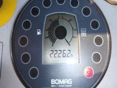 Combi roller Bomag