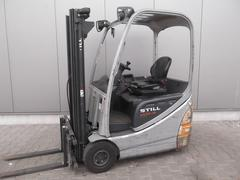 Electric forklift Still