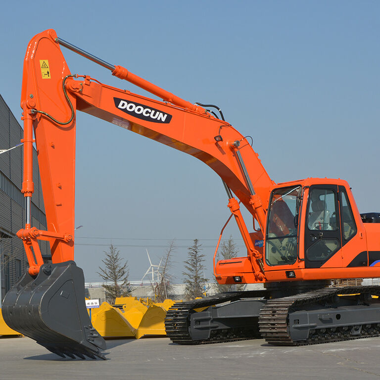 Track excavator Other/Diverse