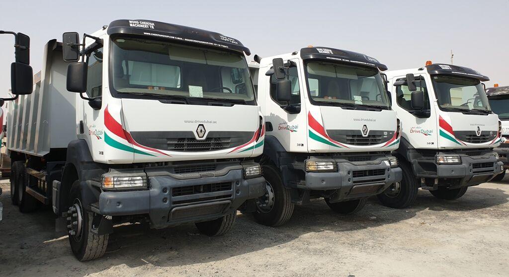 Truck Renault