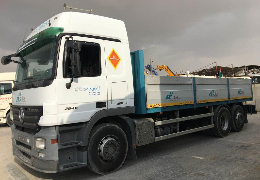 Truck Mercedes-benz