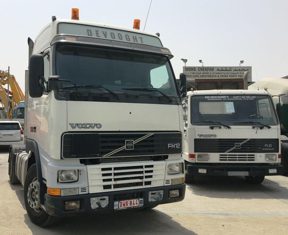 Tractor Unit Volvo