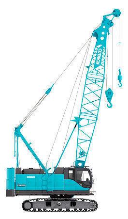 Crawler Crane Kobelco